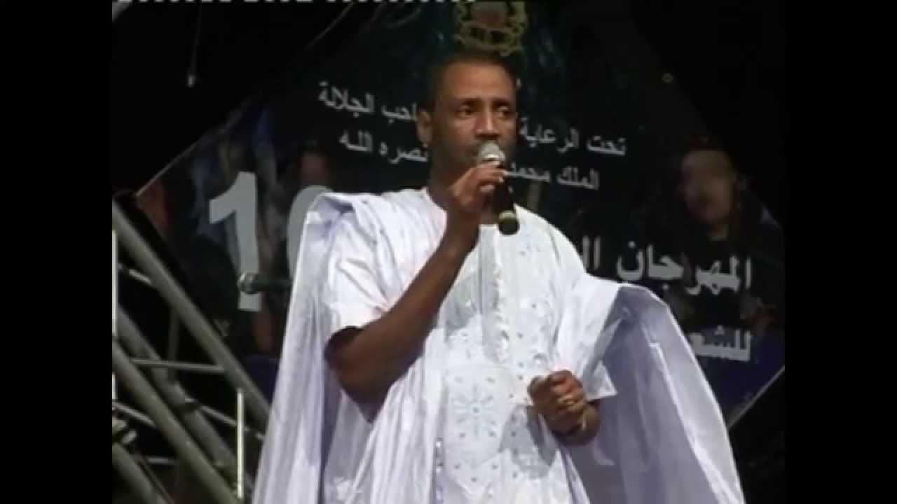 زين العابدين ولد شيغالي: الأمين العام لاتحاد الفنانين الموسيقيين الموريتانيين