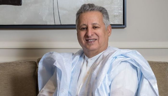 محمد ولد بوعماتو: رجل أعمال موريتاني مقيم بالخارج