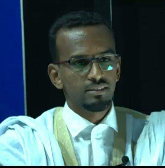 الكاتب محمد يحي عيد الرحمن