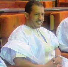 النائب محمد يسلم ولد عبد الله