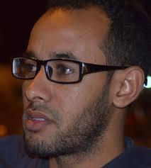 الكاتب أحمد ابيه