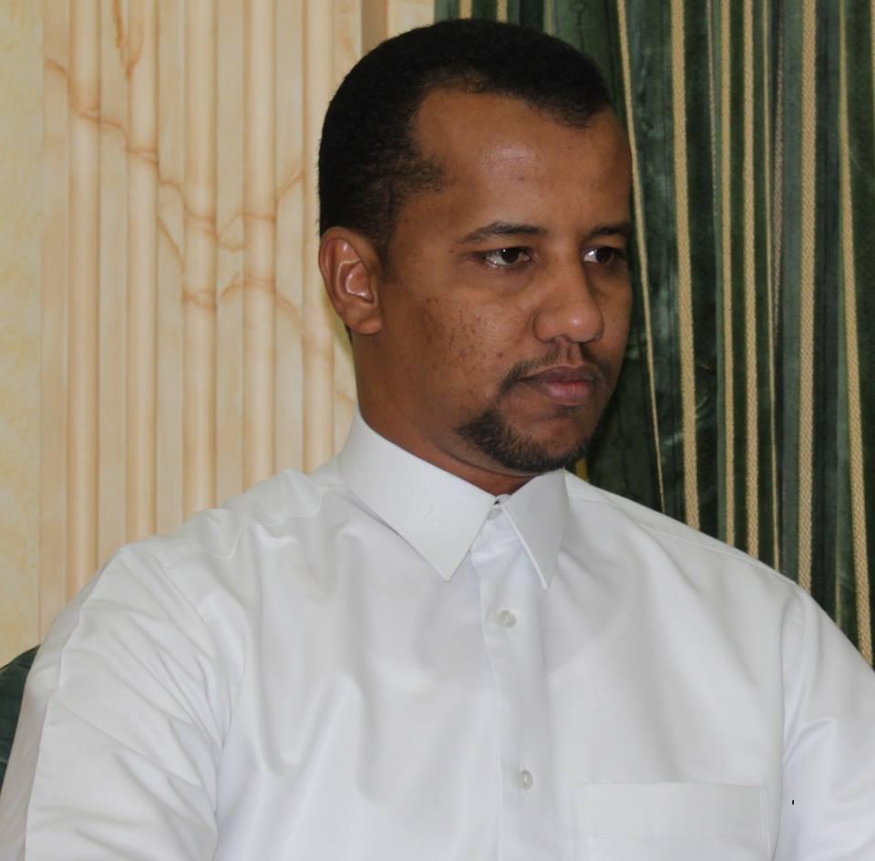 الكاتب الحسن ولد الهاشمي