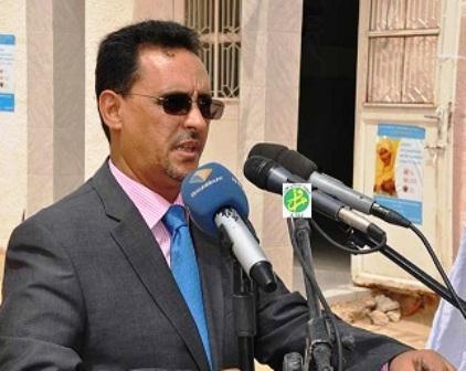 الأمين العام لوزارة الصحة الموريتانية أحمد ولد آجه (وم أ - أرشيف)