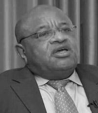 محمد الأمين صيف: وزير الخارجية والتعاون الدولي بجمهورية جزر القمر