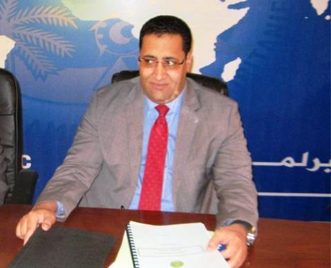 وزير الاقتصاد والمالية الموريتاني المختار ولد اجاي (أرشيف وم أ)