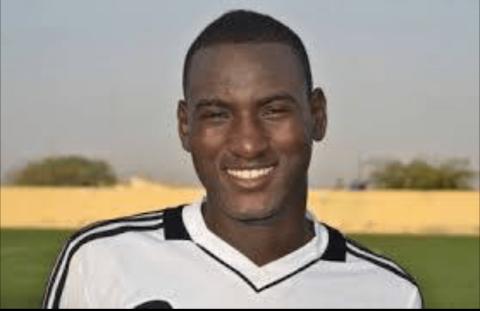 اللاعب الدولي الموريتاني الحسن العيد