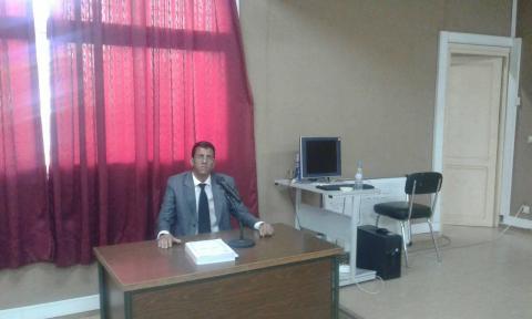 الدكتور محمد ولد بادي
