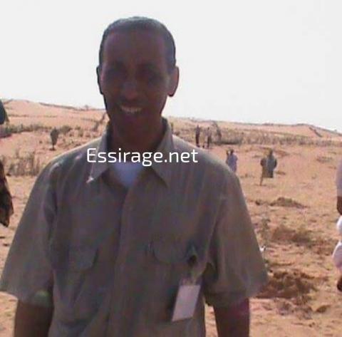الراحل أحمد ولد عبد الفتاح