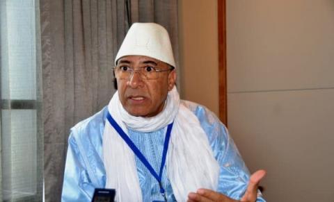 """محمد موسى:  المدير العام لوكالة أمن الملاحة الجوية في إفريقيا ومدغشقر """"آسكنا"""""""