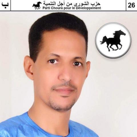 النائب محمد الامين ولد سيدي مولود