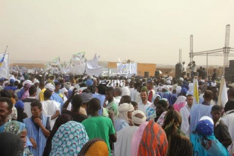 الصورة من مهرجان اليوم