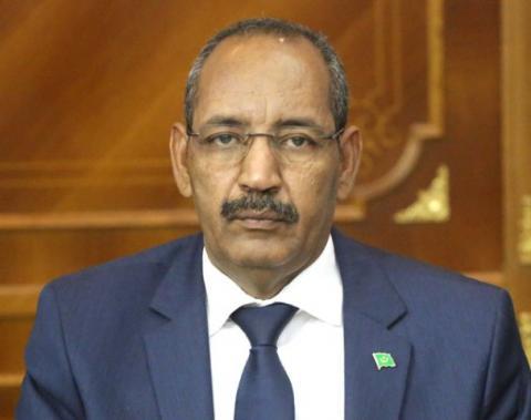 وزير الداخلية الموريتاني
