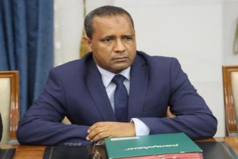 محمدو محمدو امحيميد: وزير التجهيز والنقل