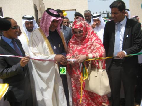 رئيس مؤسسة قطر ووزير الشؤون الاجتماعية