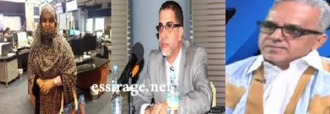 مدير الإذاعة ومديرة التلفزة ورئيس الهابا