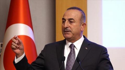 مولود تشاووش أوغلو: وزير الخارجية التركي