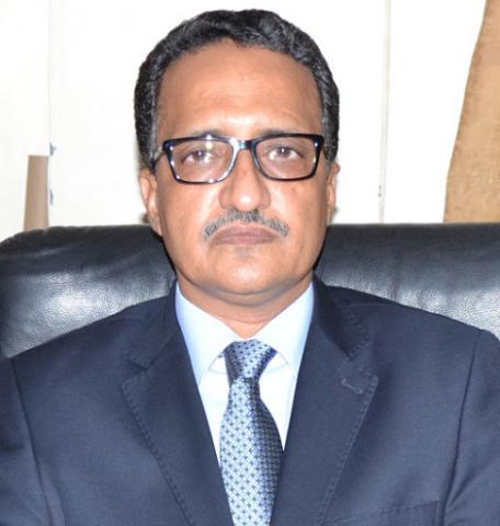 إسلك ولد أحمد إزيدبيه: وزير الخارجية الأسبق والسفير الموريتاني السابق لدى إيطاليا