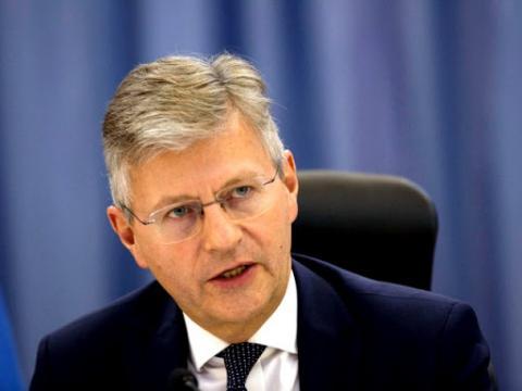 جان بيير لاكروا: الأمين العام المساعد للأمم المتحدة