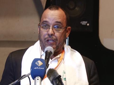 محمد أحمدو ولد السالك: الأمين العام للكونفدرالية الوطنية للشغيلة الموريتانية.