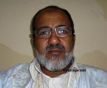 المهندس المفصول تعسفيا أحمد فال بن الشيباني (السراج)