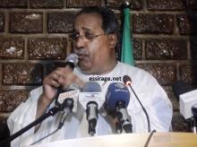 رئيس الجمعية الموريتانية للفرانكفونية أحمد ولد حمزة (السراج)