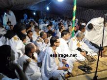 جانب من مهرجان الأدب الموريتاني الذي ينظمه اتحاد الأدباء والكتاب الموريتانيين (السراج - أرشيف)