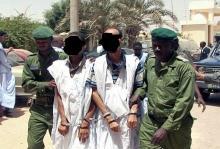 صورة تخدم الموضوع من اعتقالات سابقة في موريتانيا (أرشيف)