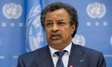 محمد صالح نظيف: الممثل الخاص للأمين العام للأمم المتحدة