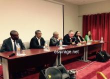 جانب من ورشة العمل الهادفة إلى تحسين الخدمات داخل السجون في موريتانيا (السراج)