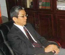 السفير الياباني في نواكشوط جون يوشيدا (أرشيف)