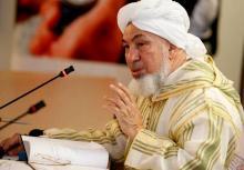 رئيس المركز العالمي للتجديد والترشيد الشيخ عبد الله بن بيه (أرشيف)