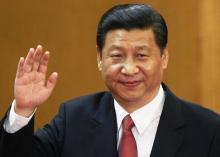 الرئيس الصيني  شي جين بينغ (أرشيف - السراج)