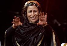 الفنانة الصحراوية الراحلة مريم منت لحسان (أرشيف)