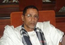 النائب البرلماني محمد محمود ولد المختار السالم الملقب بالقرشي (السراج)