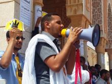 رئيس المبادرة الطلابية حبيب الله ولد اكاه (السراج)
