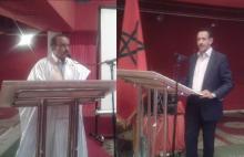 جوانب من المشاركة الموريتانية في الملتقى الأدبي بمدينة الساقية الحمراء في المغرب (السراج)