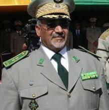 المدير العام للأمن الوطني الجنرال محمد ولد مكت