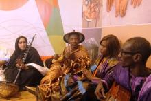 فرقتين إفريقية وعربية مثلتا الموسيقى الموريتانية (السراج)
