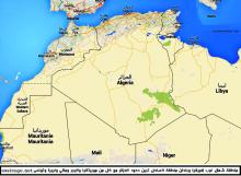العملية العسكرية الجزائرية مستمرة على حدودها مع كل من ليبيا والنيجر ومالي وعلى بعد مسافة ألف كلم من موريتانيا للقضاء على حركة التهريب - حسب الجيش -(السراج)
