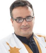 عبد الرحمن ولد ودادي: كاتب ومدون.