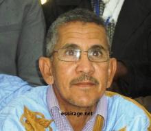 منودب عمال اسنيم المضربين محمد ولد آبيلي (السراج)