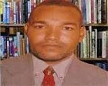 الكاتب محمد عبد الله ولد أحمد مسكه