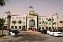 واجهة القصر الرئاسي بالعاصمة الموريتانية نواكشوط (أرشيف)
