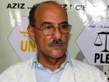 رئيس حزب اللقاء الوطني الديمقراطي محفوظ ولد بتاح (أرشيف)