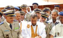 رئيس محكمة الحسابات أحمد سالم ولد حم ختار (أرشيف)