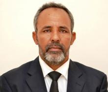 الشاعر الموريتاني محمد الأمجد ولد محمد الأمين السالم