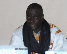 مدير مهرجان ليالي المدح محمد عالي ولد بلال (السراج)