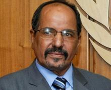 الأمين العام لجبهة البوليزاريو محمد عبد العزيز (أرشيف)