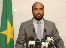 الرئيس محمد ولد عبد العزيز (أرشيف - السراج)