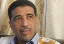 رئيس حزب اتحاد قوى التقدم محمد ولد مولود (أرشيف - السراج)